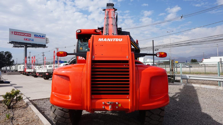 SKC presenta un gigante de Manitou